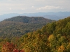 Western North Carolina Mountain Home sites in Grandview Peaks